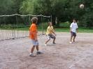 Soustředění volejbalových tříd v Podhradí