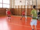 Sportovní klání žáků proti učitelům